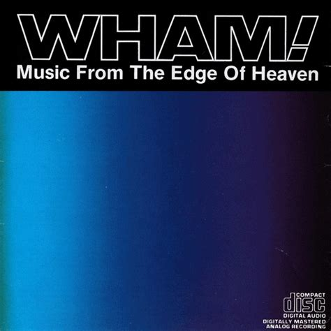wham the edge of heaven wham music from the edge of heaven cd album at discogs