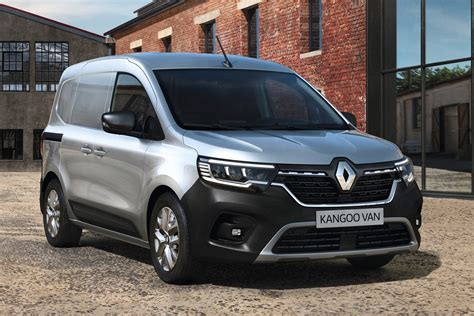Brand new Renault Kangoo revealed - on sale in 2021 | Parkers