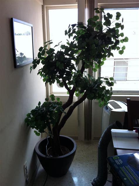Dog Crate Decor Fake Plant For Living Room ) Uag