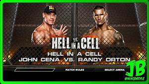 HELL IN A CELL 2014 ★ WWE 2K14 Match Prediction: John Cena ...