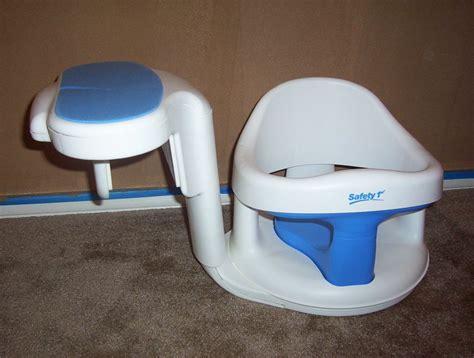 baby strollers safety 1st tubside baby bath seat new