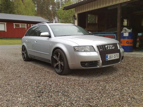 2004 Audi A6 Avant 1.8 T Quattro Related Infomation