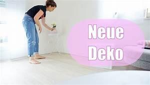 Wohnzimmer Vorher Nachher : wohnzimmer dekorieren vorher nachher youtube ~ Watch28wear.com Haus und Dekorationen