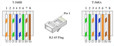 Cat 5 Home Networking Wiring Diagram by Ethernet Wiring Diagram Cat 5 Schematics Wiring Diagrams