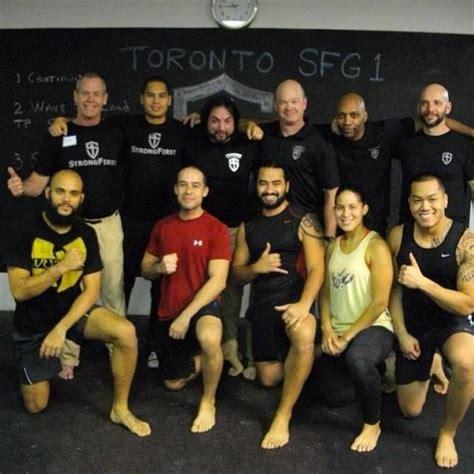 strongfirst kettlebell certificate toronto