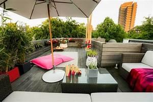 Amenager Petit Balcon Appartement : am nager une terrasse d 39 appartement conseils d 39 expert et ~ Zukunftsfamilie.com Idées de Décoration