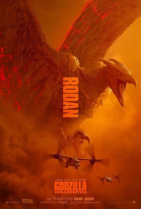 'Godzilla: King of the Monsters': Rodan, Mothra, and