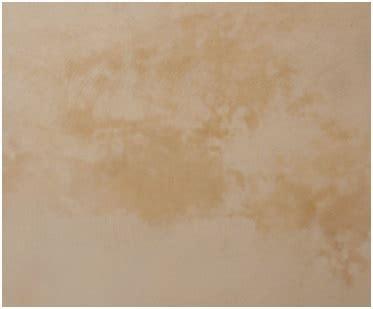 tache jaune plafond resine de protection pour peinture