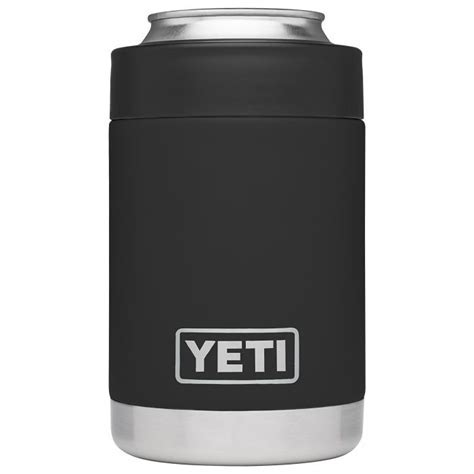 Yeti Rambler Colster Insulated Stainless Steel Koozie