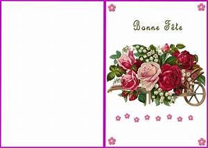 Carte De Voeux à Imprimer Gratuite : carte de fetes gratuites a imprimer vous tout simplement ~ Nature-et-papiers.com Idées de Décoration