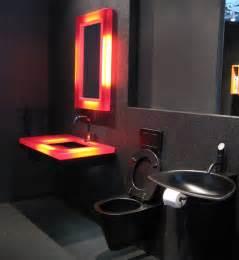 19 almost black bathroom design ideas digsdigs - Black Bathroom Ideas