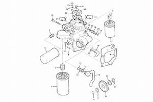 Ford New Holland 40 Series Sle Hydraulic Pump Mounting Gasket And Seal Kit 5640 6640 7740 7840