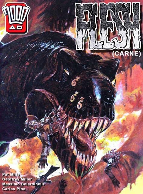 FLESH (1977, MILLS) - Ficha de saga en Tebeosfera