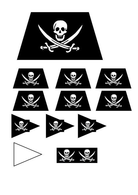 drapeaux  voiles party piratas fiesta  tatuajes