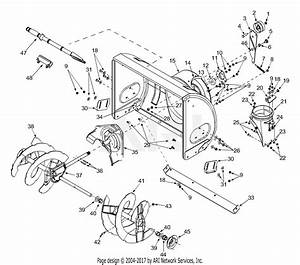 Mtd 31ae665e118  2003  Parts Diagram For General Assembly