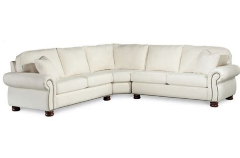 thomasville benjamin leather sofa price the benjamin sectional sofa thomasville luxury furniture mr