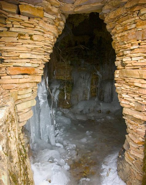 Aquascape St Charles Il by Hometalk Explore An Icy Waterfall And Grotto In St