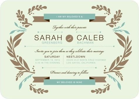 85 Best Wedding Invitations Images On Pinterest