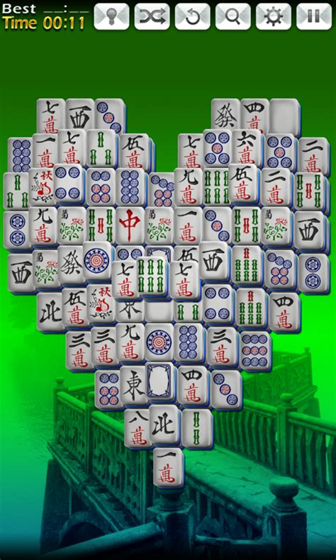 Mahjong Solitaire Tile Setup by Mahjong Solitaire Free Android Apps On Play
