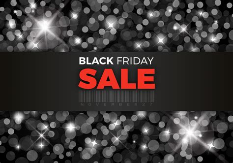 black friday sale background vector graphic decoration