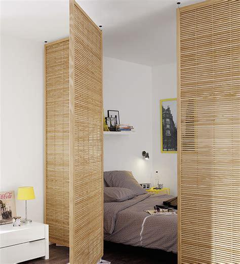 chambre pour 2 idee deco pour separer chambre salon visuel 2