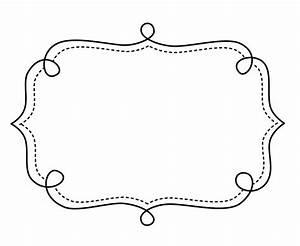 doodle frame png | bordes y detalles trabajitos hojas ...