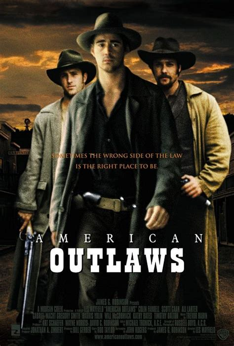 american outlaws great western movies