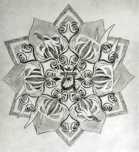 Sacred Mandala Designs Tattoos