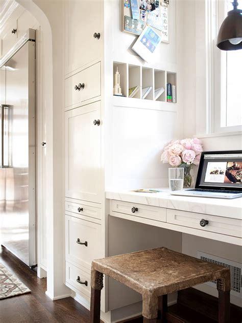 kitchen cabinet desk ideas kitchen desk ideas transitional kitchen style at home