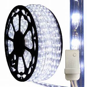 Cool White Led Chasing Rope Light