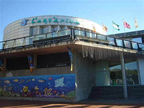 aquarium de barcelona la enciclopedia libre