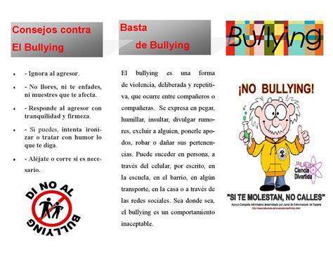 ISSUU Trifolio bullying by Hidalia Fajardo