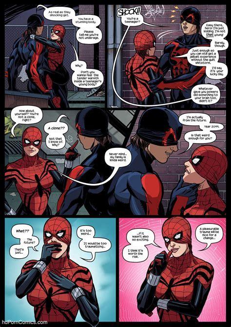 Xxx Comics Spider Verse Spider Girl Free Porn Comic Hd Porn Comics