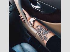 Dessin Tatouage Dentelle Rose Tattoo Art