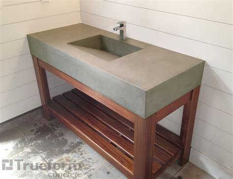 concrete bathroom sink diy sink traditional bathroom sinks new york by