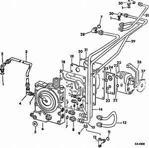 International 574 Tractor Hydraulic Pump Diagram  Engine