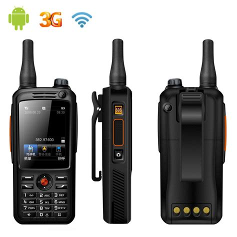 walkie talkie phones 3g android walkie talkie network intercom rugged