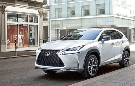 2019 Lexus Nx 200t F Sport Specs  Car For Review