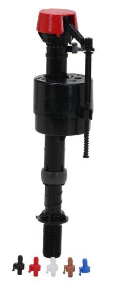 fluidmaster replacement toilet fill valves