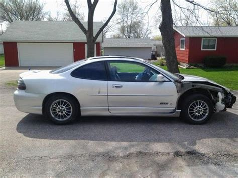 Buy Used 2001 Pontiac Grand Prix Gtp Special Edition In