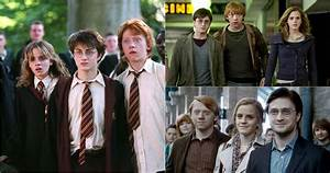 harry potter 10 worst things the trio did to each other