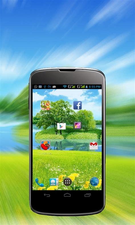 android freeware transparent phone screen live wallpaper free app