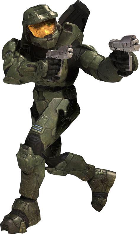Image Halo3 Masterchief Dualpistolspng Halo Nation