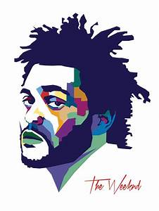 The Weeknd by BautistaNY on DeviantArt