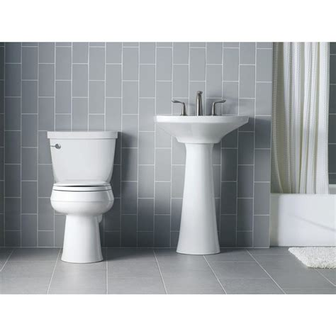 Kohler Cimarron Pedestal Sink by Kohler Pedestal Sink Photo Home Furniture Ideas