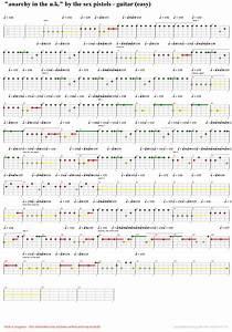 Guitar Hero Iii Charts Anarchy In The U K Wikihero Fandom Powered By Wikia