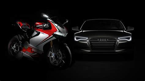 Audi With Ducati