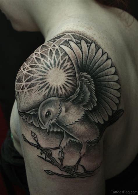 super duper mandala tattoo designs  shoulder