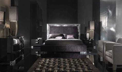 All Black Bedroom by Alux Black Bedroom Furniture From Elite Digsdigs
