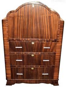 bureau cloud deco mahogany cloud bureau antiques atlas